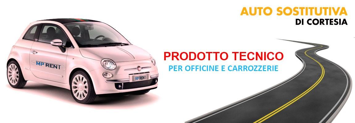 Auto Sostitutiva Per Carrozzerie ed Officine - Noleggio A Lungo Termine Auto sempre nuova e disponibile