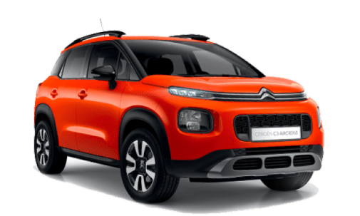 CITROEN C3 AIRCROSS BLUEHDI