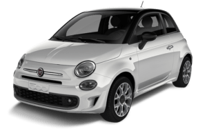 Fiat 500 ibrido connect