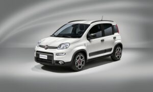 Fiat panda city life ibrida manuale