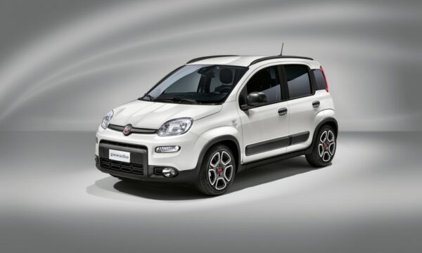 Fiat panda city life ibrida manuale