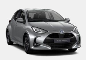 Toyota yaris 1.5 ibrida 116cv